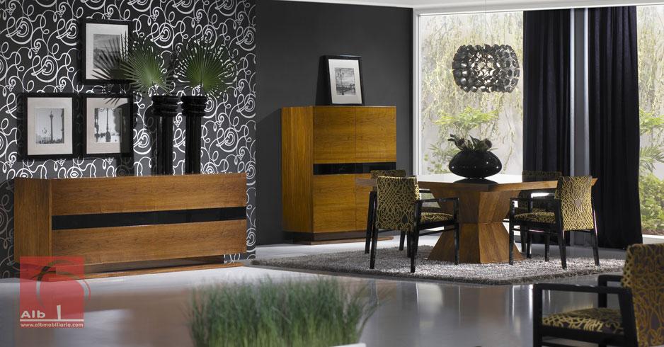 Sala de Jantar - 1005.19 - ALB Mobiliário e Decoração - Paços de ...