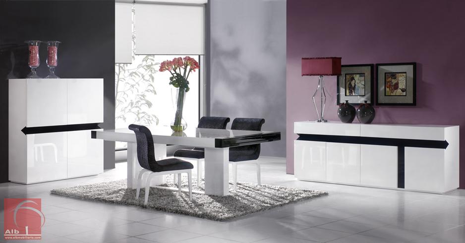 Sala de jantar alb mobili rio e decora o for Mobilia catalogo