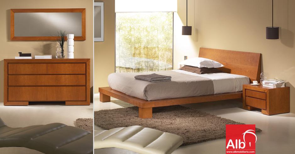 Dormitorio de matrimonio tienda online de muebles for Mobiliario habitacion matrimonio