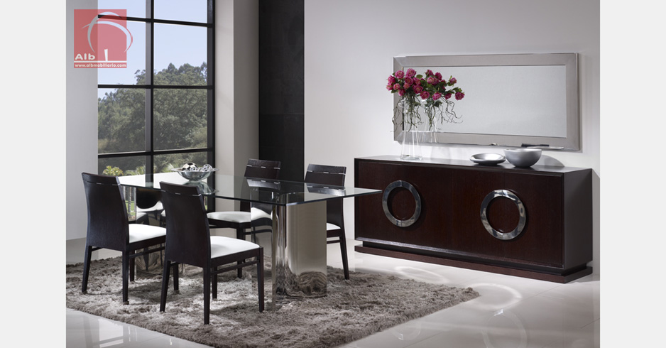 Comedor comedores conforama decoraci n de interiores y - Conforama muebles comedor ...