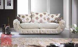 Sofá Cadeirão   Sofá em Tecido   Sofás Moviflor   Divani   Cadeira muito bonita