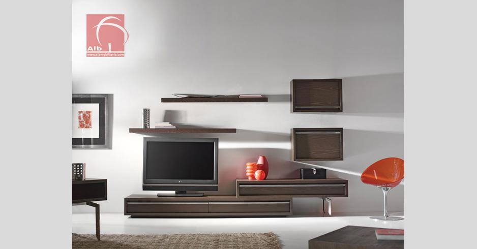 Movel Tv Sala Pequena ~ Mvel TVsalas pequenas  100331  ALB Mobilirio e Decorao  Paos