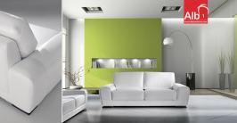 Sofá Relax | Sofá Chaiselounge | Sofá  Design | Almofadas