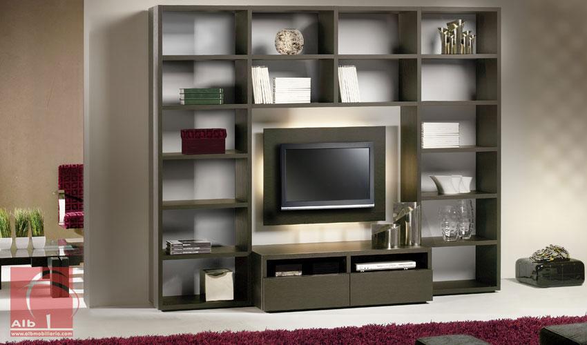 Estante sala estar moderna ao melhor preo lisboa - Armarios para sala de estar ...