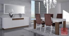 Loja de Móveis e Decoração online | sala de jantar lacada