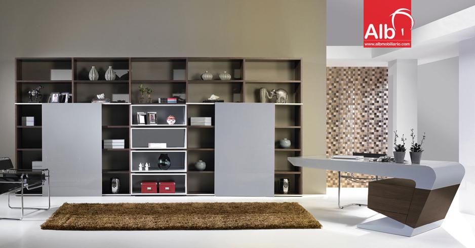 Oficina espacio de trabajo tienda online de muebles for Mobiliario de oficina moderno