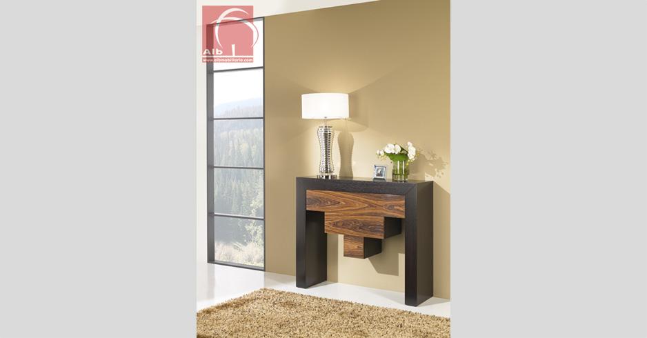 Muebles para entraditas y recibidores crea un mueble - Muebles para recibidores ...
