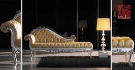 Loja Online de Móveis   Chaise Longue Clássica