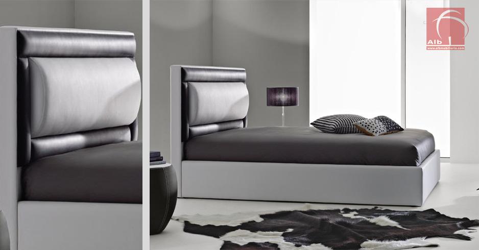 Cama tapizada - Tienda online de muebles | - 1020.5 - ALB Mobiliário ...