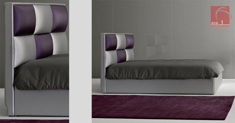 Cama tapizada - Tienda online de muebles | - 1020.6 - ALB Mobiliário ...