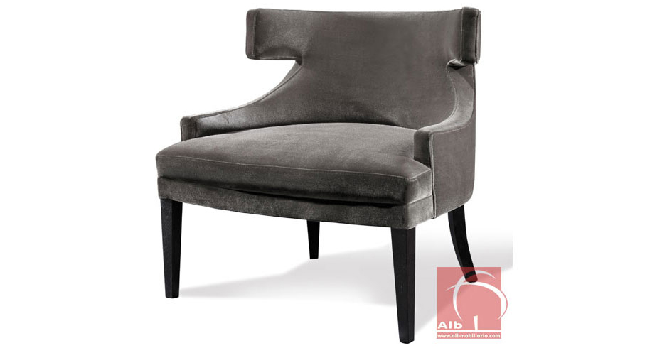 Sillone moderno tapizado de sillas fabricas de for Sillas y sillones modernos