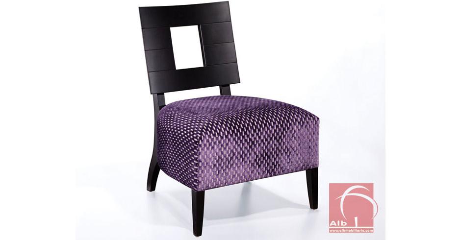 Sillone moderno sillones tapizados en tela venta de - Sillones tapizados en tela ...