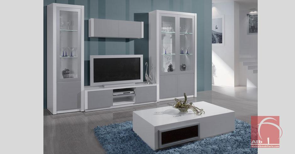 Mueble de saln tienda online de muebles 1019 7 alb for Muebles portugal online