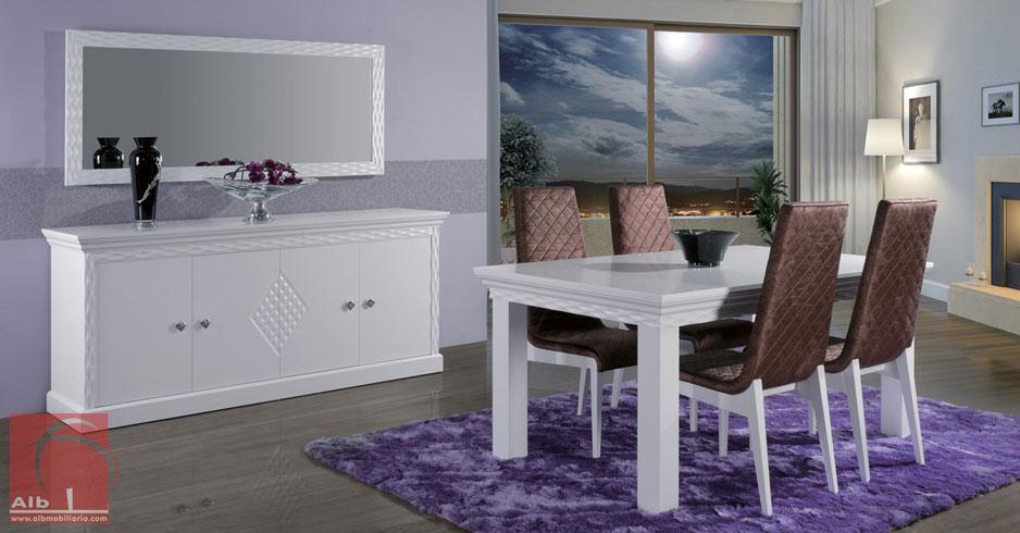 Sala De Jantar Com Aparador Branco ~ salas de jantar  aparador sala de jantar  salas de jantar modernas
