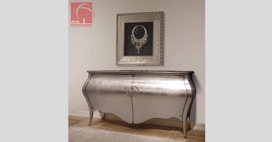 Mueble recibidor consola moderna para recibidor 1004 - Muebles para el hall ...