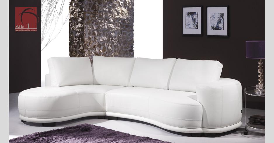 Sof con chaise longue venta de tresillos venta de for Tresillos modernos