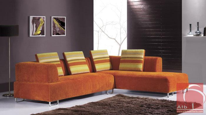 Decoracion mueble sofa sofas rinconeros baratos for Donde venden sofas baratos