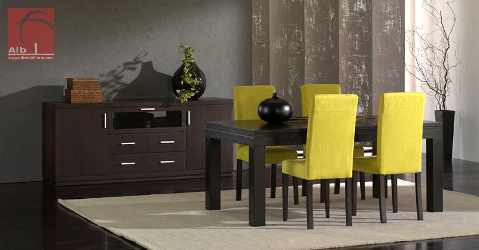 Mueble comedor moveis modernos para sala salon sal n for Muebles sala comedor