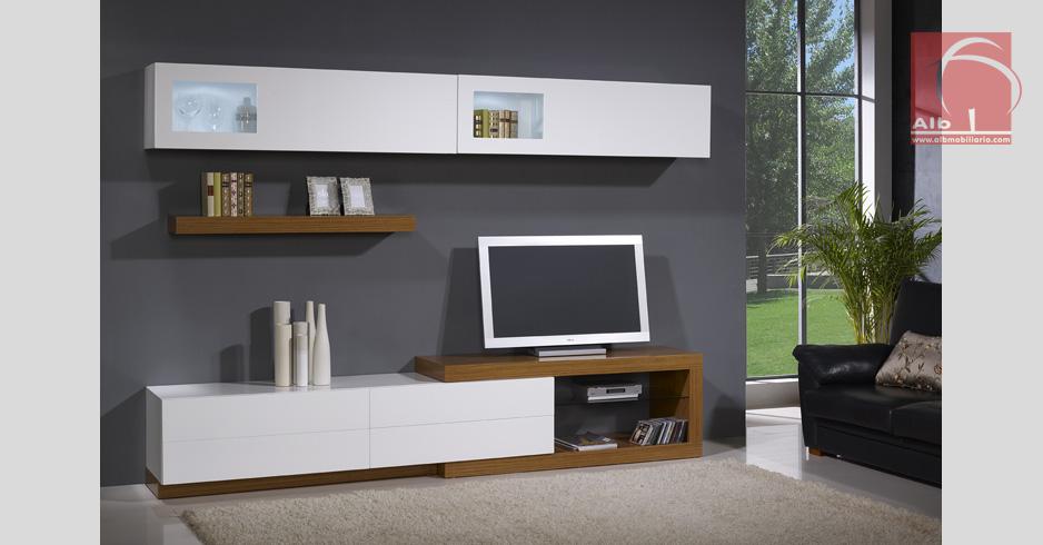 Estante movl tv estante de sala de estar cadeiras de for Salas de television modernas