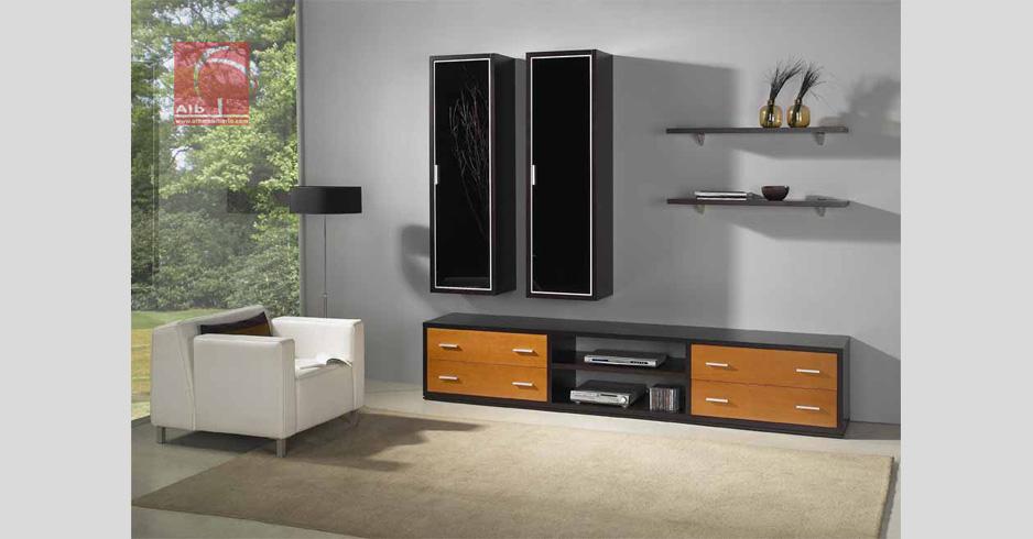 Estante sala de estar cadeiras de sala de estar salas for Estantes modernos