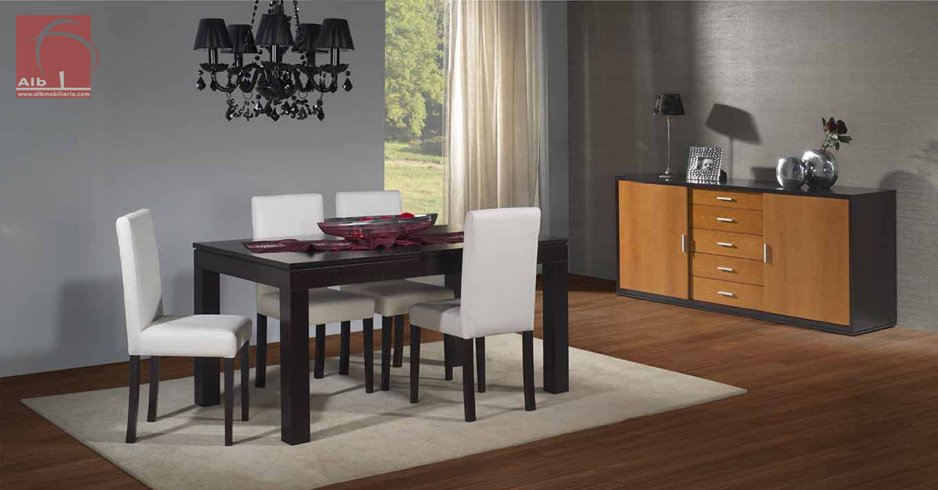 Mueble Comedor  muebles pazos de ferreira  salon  saln  comedor