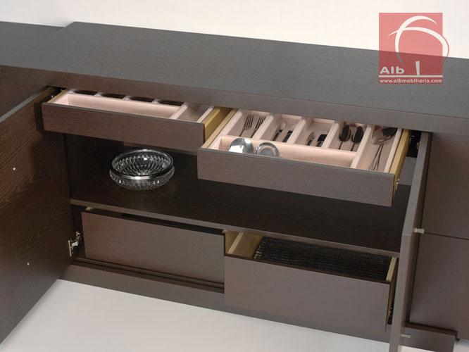 Mueble Comedor - 1003.20 - ALB Mobiliário e Decoração - Paços de ...