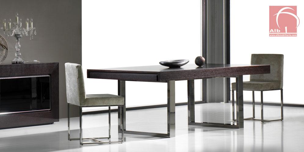 Mesas de comedor modernas y baratas casa dise o for Mesas para comedor baratas