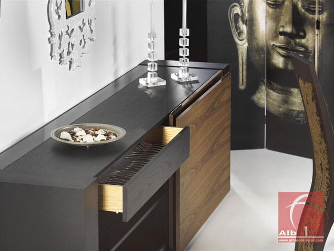Mueble comedor alb mobili rio e decora o pa os de ferreira capital do m vel - Aparadores modernos para comedor ...