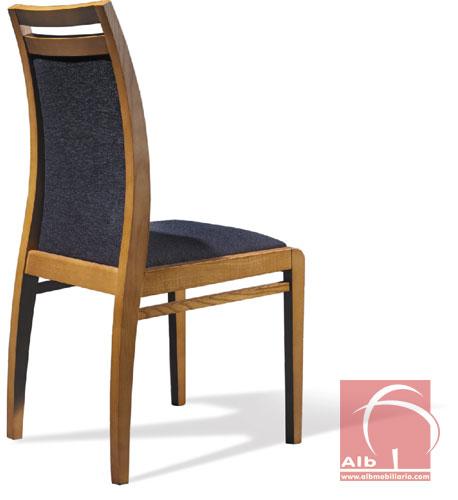 Silla comedor respaldo alto venta de sillas fabrica de for Busco sillas para comedor