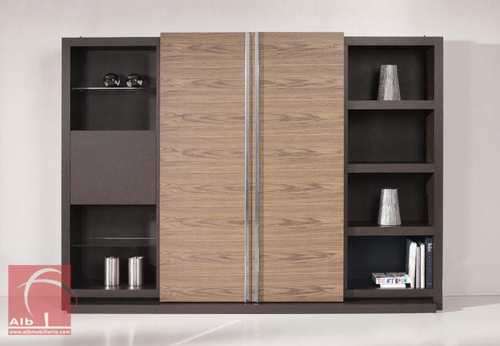 Mueble de saln modernos muebles para el televisor for Mueble que empiece por r