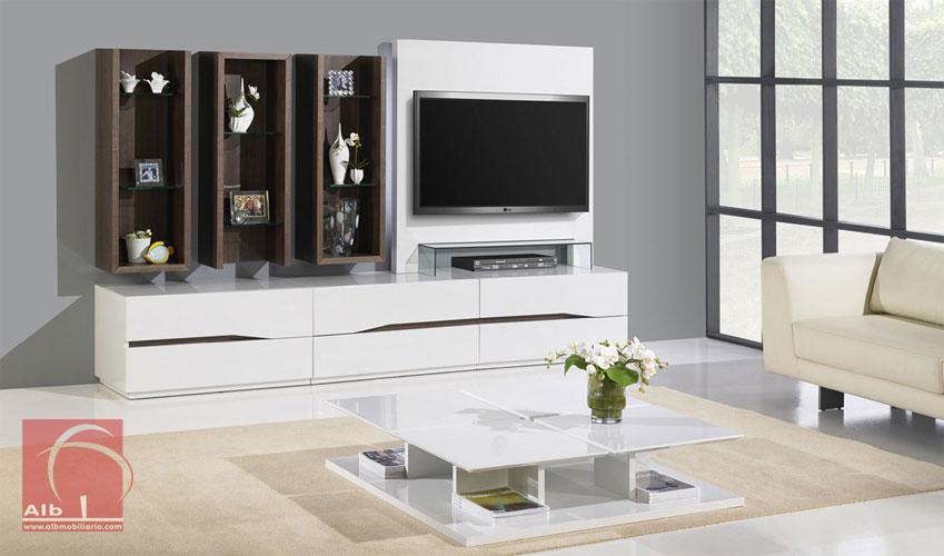 Mueble de Salón - 1005.14 - ALB Mobiliário e Decoração - Paços de ...