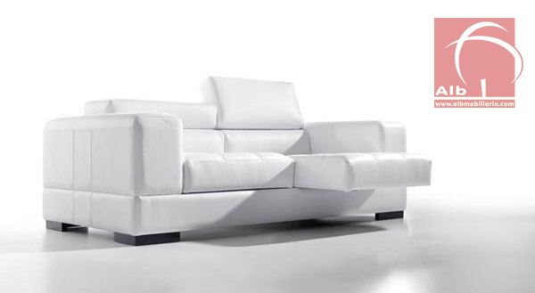 sofa relax modern modular 1006 2 alb mobilirio e decorao paos de ferreira capital do. Black Bedroom Furniture Sets. Home Design Ideas