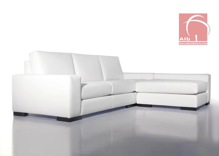Sofas Chaise Longue Modernos Sofá Com Chaise Longue Moderno