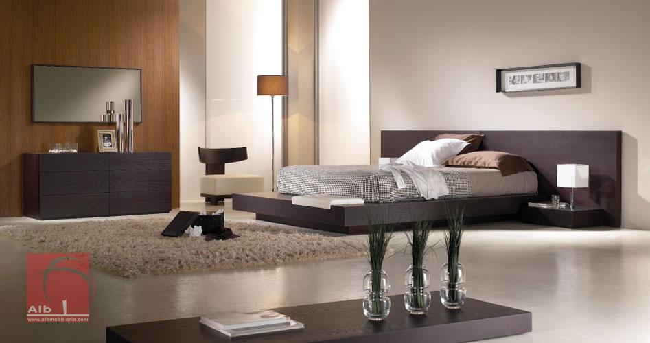 Dormitorio de matrimonio tienda online de muebles for Dormitorio wengue