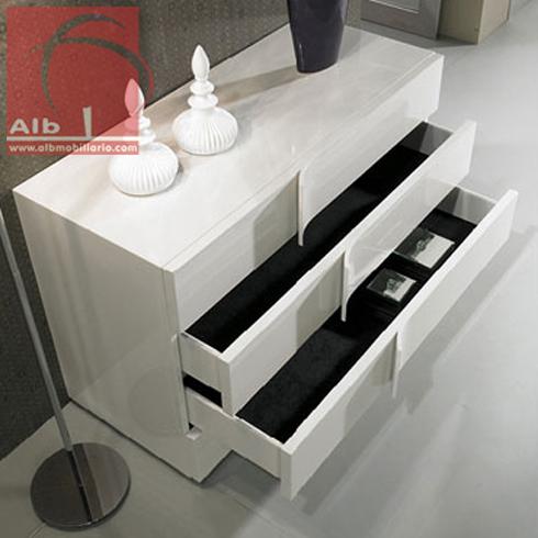 Quarto de casal catlogo de mobilirio mobilirio e for Comodas modernas para dormitorio