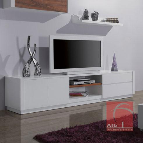 Mueble tv tienda online de muebles alb for Mueble kansas