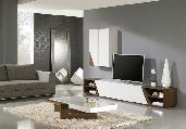 Estante mesa centro móvel televisão base televisão
