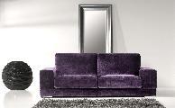 Sofa mirror carpet