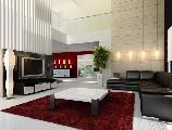 sala de estar mesa de centro sofás móvel de tv tapete