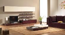 sala de estar mesa de centro sofá móvel de tv tapete