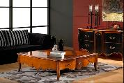 Coffee table sofa cabinet carpet