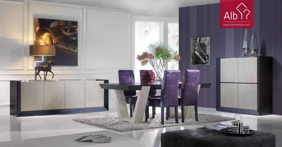 Mueble comedor lacado | Cordoba - ALB Mobilirio e Decorao ... - photo#33