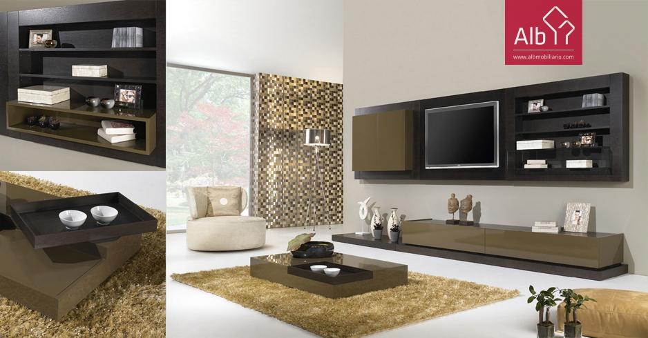 Mueble television andorra alb mobili rio e decora o for Mesas para tv modernas