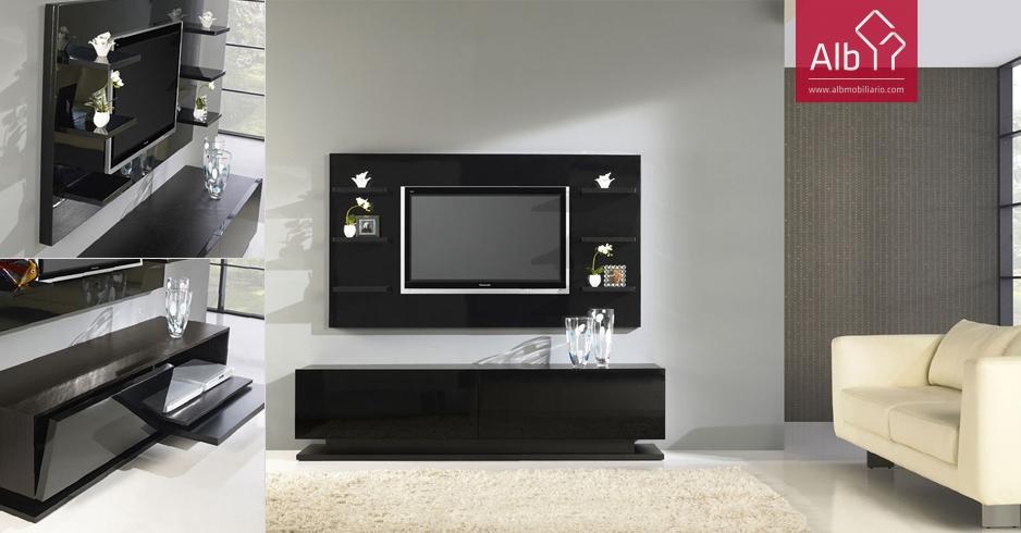 Modernos muebles para el televisor alb mobili rio e - Muebles modernos para televisores ...
