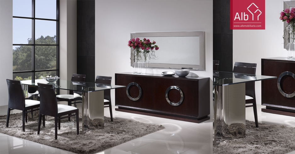 dibujo comedor | salon | salón | comedor - ALB Mobiliário e ...