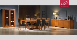 Online furniture store | Dining room cherry wood