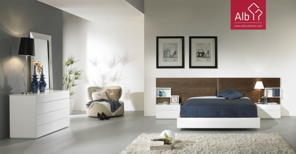 Catálogo de Mobiliário | mobiliário e decoração de quartos de casal modernos