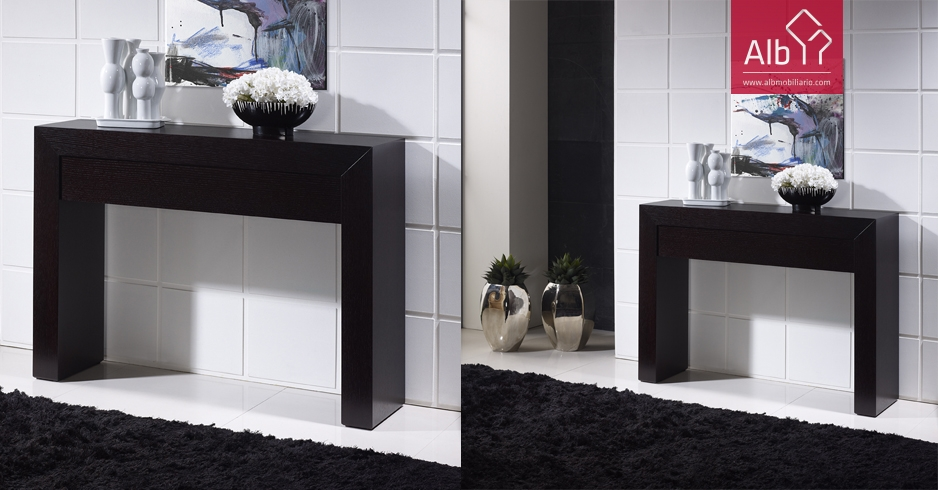 Recibidores taquillones consolas espejos alb - Consolas muebles ikea ...