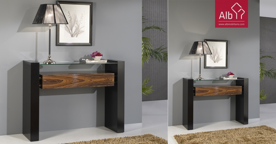 Storage solutions console tables lamp tables hall - Consola recibidor ikea ...