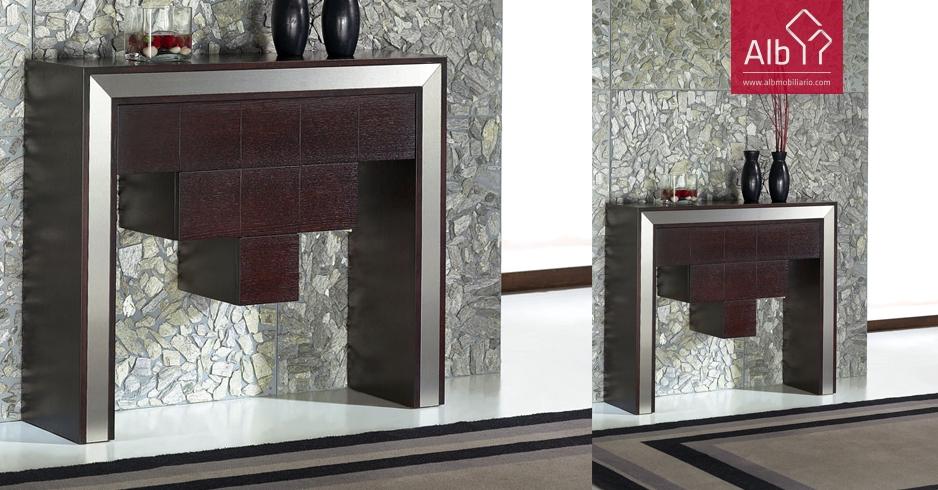 Entradas entraditas taquillones consolas espejos alb mobili rio e decora o pa os de - Taquillones de entrada ...